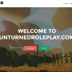 2016-07-17 02_31_09-Unturned Roleplay – The number 1 place for Unturned Roleplay!